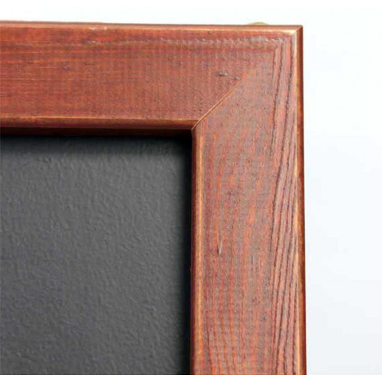 Chalkboard 'A' Frame